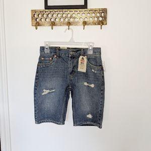 🌿NWT Levi's 511 slim cutoff shorts 🌿
